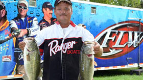Fishing the grass could be key at EverStart Series Northern Division tournament