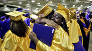 Phoebus High graduation