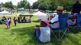 PHOTOS: Juneteenth 2013 in Roanoke's Washington Park