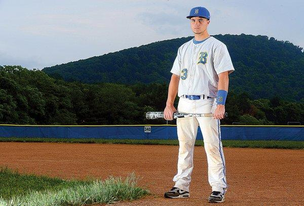 Clear Spring's Dylan Stouffer is the All County Hitter of the Year