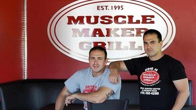 Muscle Maker Grill caters to fitness buffs