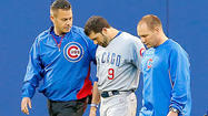 DeJesus to DL; Camp returns to Cubs