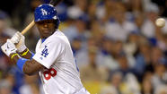 Dodgers' Yasiel Puig could see more high and tight fastballs