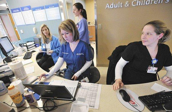 Lehigh Valley Health Network employees: The survey found 38 percent of respondents were very satisfied with their jobs, the best showing since 2009.