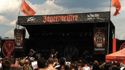 Jagermeister with JVC Mobile Entertainment, Peavey Electronics and Schecter Guitars will present the Jagermeister Mobile Stage at this years Thunder in the Valley.