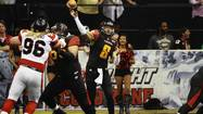 Visions of a dropped would-be touchdown pass and a fumble in scoring territory were going to keep Orlando Predators wide receiver Prechae Rodriguez tossing and turning as he tried to go to sleep.