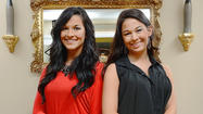Sisters Whitney and Audreanna Colombo share a common dream: to be crowned Miss Maryland.