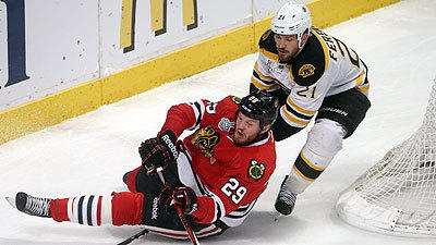 Game 2 photos: Bruins 2, Blackhawks 1 (OT)