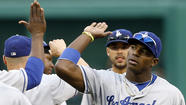 PITTSBURGH — Speaking for the first time since he was in the middle of a violent brawl between the Dodgers and Arizona Diamondbacks last week, <strong>Yasiel Puig</strong> had little to say.