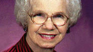 <strong>Aberdeen:</strong> Monica M. Palmer, 90, of Aberdeen passed away Tuesday, June 11, 2013, at Aberdeen Health and Rehab.