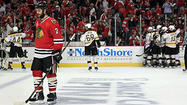 Blackhawks' OT loss evens Stanley Cup Final 1-1
