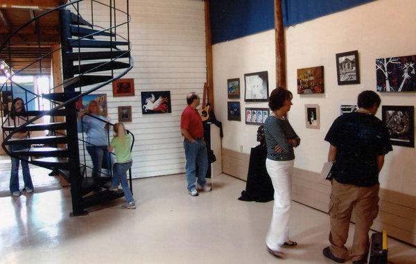The Granary Rural Cultural Center is about a 30-minute drive from Aberdeen.