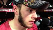 Video: Toews' on Blackhawks' OT loss in Game 2