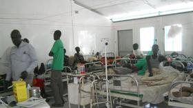 Alaska Doctors, Volunteers Open Medical Clinic in Sudan