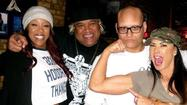 Alicia Fox, Rikishi and Victoria