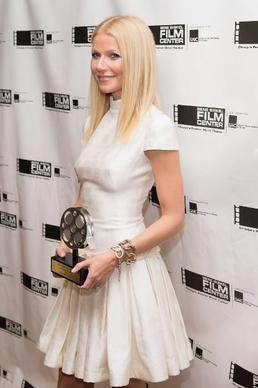 Actress Gwyneth Paltrow is honored by Gene Siskel Film Center at the Ritz-Carlton Chicago June 15, 2013.