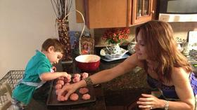 Kids Cooking Club Week 3: Luca's Favorite Pasta Meatballs