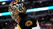 BOSTON — The question had been posed to Tuukka Rask about 100 times this postseason, according to the Bruins goaltender.