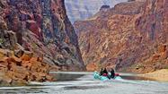 River-rafting trips go with the flow in the West