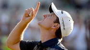 Teeing off on the final hole at the U.S. Open, Justin Rose figured he needed par to seal a victory.