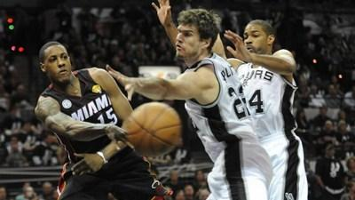 Winderman's view: Spurs 114, Heat 104