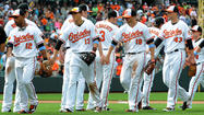 Orioles send a message against Red Sox and long-time tormentor Lester