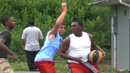 VIDEO: Annual Ruth Ann V. Monroe Summer Basketball League