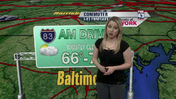 Monday's commuter weather forecast [Video]