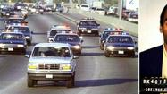O.J. Simpson, the white Ford Bronco, and the low-speed chase