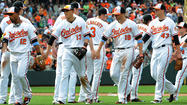 Peter Schmuck grades the Orioles (Week 12)