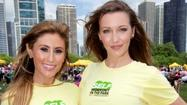 Kelli Zink and Katie Cassidy