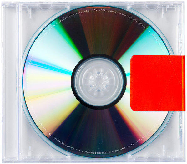 "The cover of Kanye West's new album, ""Yeezus."""