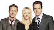"Look out ""Franklin & Bash,"" Heather Locklear is taking charge of the firm."