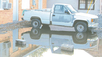 Junction business owner faces water problems
