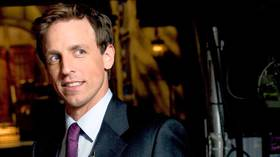 Seth Meyers Of 'SNL' Brings Road Tour To CT