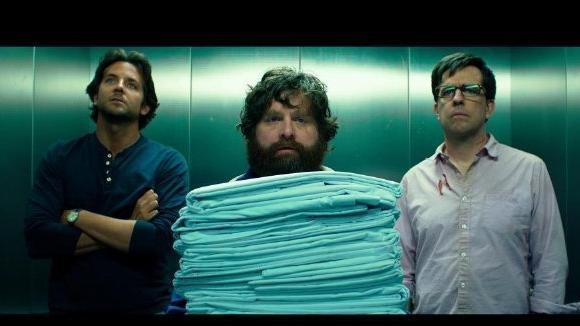 """The Hangover Part III"" will likely not gross as much as its predecessor in the U.S. or abroad"