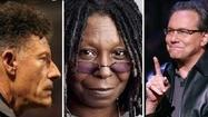 Lyle Lovett, Whoopi Goldberg and Lewis Black among the stars coming to town