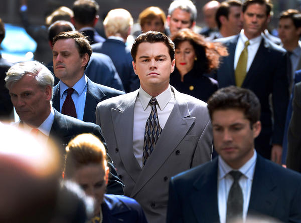 On Location for 'The Wolf of Wall Street'