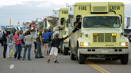 Colorado fires: Worst is over, officials say; evacuees grow anxious