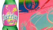 Perrier pays homage to Andy Warhol with new bottle designs