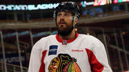 BOSTON -- The Chicago Blackhawks will have a new look to their lineup when they take the ice against the Boston Bruins in Game 3 of the Stanley Cup Final on Monday night.