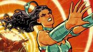 'Wonder Woman' No. 21 first look: Diana faces the First Born