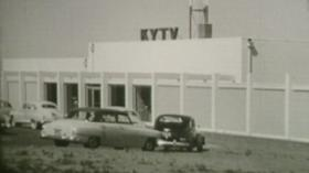 Historic Pictures: Original KYTV building under construction in 1953