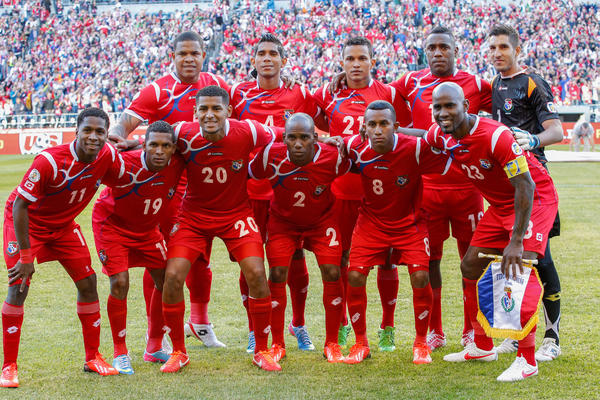 SEATTLE, WA - JUNE 11: Members of Panama pose for the team photo prior to the match against the USA during the FIFA 2014 World Cup Qualifier at CenturyLink Field on June 11, 2013 in Seattle, Washington. USA defeated Panama 2-0.