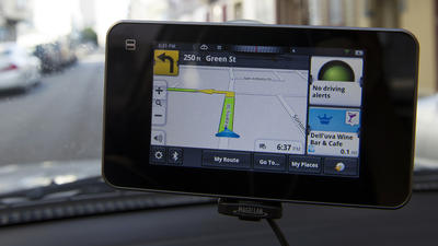 Majority of U.S. drivers say GPS systems have led them astray