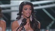Miss Utah flubs pageant answer [Video]