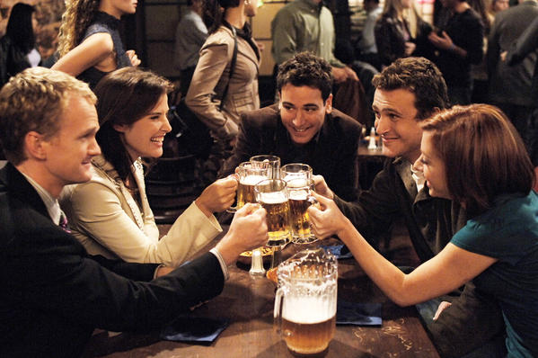 """How I Met Your Mother"" will begin its final season Sept. 23. Neil Patrick Harris (from left), Cobie Smulders, Josh Radnor, Jason Segel and Alyson Hannigan star."