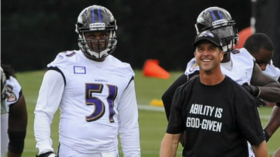The Ravens are sitting pretty after spring workouts