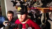 Video: Bickell says, 'I need to be more physical'