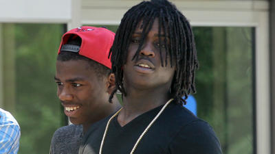 Chief Keef arrested minutes after pleading guilty to speeding charge